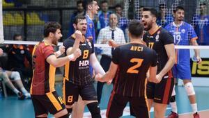 Efeler Ligi | İstanbul Büyükşehir Belediyespor 2-3 Galatasaray HDI Sigorta