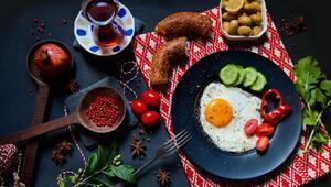 Güçlü bir bağışıklık için kahvaltı mutlaka, yumurta günde 1 defa