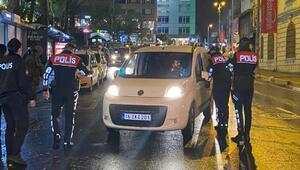 İstanbulda 23üncü Yeditepe Huzur denetimleri yapıldı