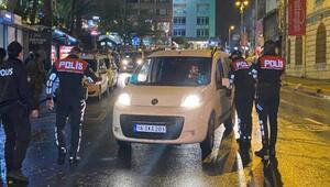 Yeditepe Huzur asayiş uygulaması yapıldı