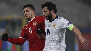 Sırbistan 5-0 Rusya (Maç sonucu ve golleri)