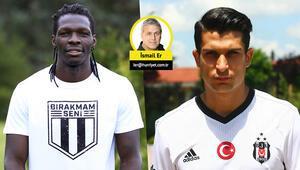 Son Dakika Haberi | Beşiktaş'ta Necip Uysal ve N'Sakala'dan iyi haber