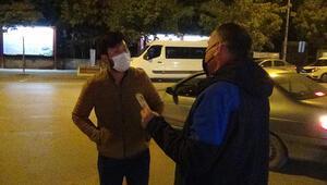 Sigara içerken İlçe Emniyet Müdürüne yakalandı, savunması şaşırttı
