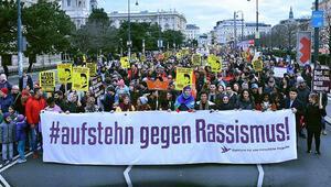 Avusturya'da Müslümanlar'a yönelik ırkçı saldırılar arttı