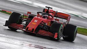 Shell ve Ferrari'nin Formula 1'deki  inovasyon ortaklığı 70 yılını devirdi