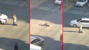 Son dakika haberler: Antalyada şaşkına çeviren olay Sürücüler zor anlar yaşadı