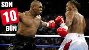 Mike Tyson efsanesi geri dönüyor