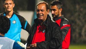 Yücel İldiz'den oyuncularına Menemenspor uyarısı