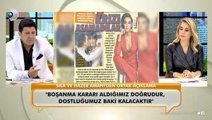Sıla-Hazer Amani çifti boşanıyor