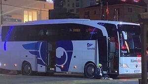 Son dakika haberleri... Kask ile otobüse binmişti İfadesi ortaya çıktı, akıl sağlığının tespiti için hastaneye sevk edildi