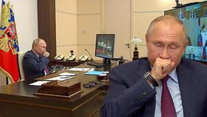 Son dakika haberler: Putinin öksürük krizi Rusyada olay yarattı, Kremlinden jet yalanlama geldi