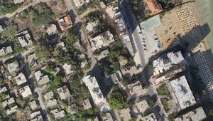MSB, Maraşın havadan fotoğraflarını çekti