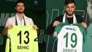 Son dakika | Konyaspor'da Sehic ve Shengelia koronavirüse yakalandı