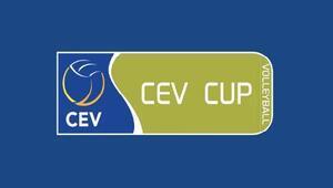 Voleybolda CEV Kupası Son 16 turu tek maç üzerinden