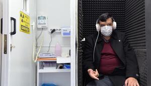 Kahramankazan personeli sağlık testinden geçti