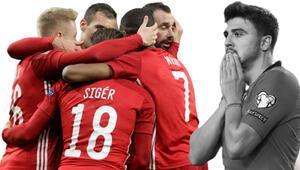 Son Dakika | Türkiye maçından sonra Macaristanı şaşırtan olay Aklımızdan bile geçmemişti...