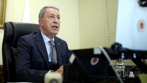 Son dakika... Bakan Akardan Libya mesajı: Bu sorunun askeri bir çözümü yok
