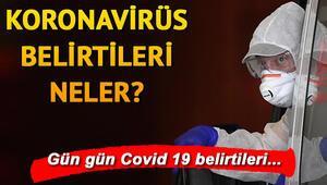 Son Dakika: Gün gün koronavirüs (corona virüs) belirtileri neler Tat kaybı, baş ağrısı ve halsizlik Covid 19 belirtisi mi Korona virüs belirtilerinde 6. günde...