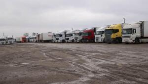 Ukraynada Türk TIR şoförleri arasındaki kavga kanlı bitti