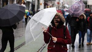 Son dakika… Dikkat Meteoroloji'den İstanbul için uyarı geldi…