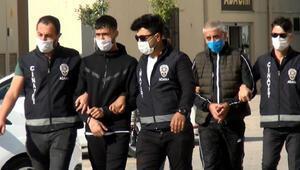 Adana'da 3 kişiyi silahla yaralayan 3 şüpheli tutuklandı