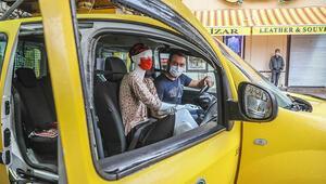 Son dakika haberler: Taksiciler arasında giderek yayılıyor Şaşırtan koronavirüs önlemi