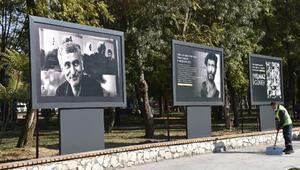 Batman Atatürk Parkına Yılmaz Güney köşesi