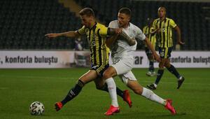Konyasporun gol yükü Artem Kravetsin omuzlarında