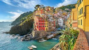 İtalyanın renkli adresleri: Cinque Terre kasabaları