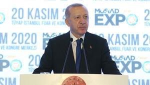 Son dakika... Cumhurbaşkanı Erdoğandan faiz açıklaması: Türkiyeyi faiz, enflasyon, kur sarmalından çıkarmalıyız