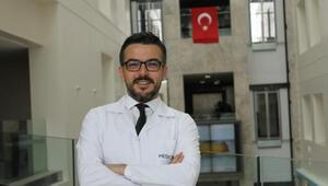 Rektum kanseri Iraklı hasta Sivasta sağlığına kavuştu
