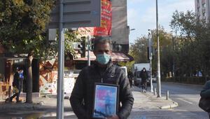 İzmir HDP önünde evlat nöbeti yapan baba: Oğlumu nasıl kaçırdılarsa öyle geri getirsinler