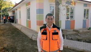 Kepez Erenköy Kreşi, yılbaşında eğitime hazır