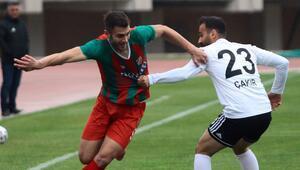 Karşıyaka'dan acı fren Somaspor yenilgisi seriyi bozdu...