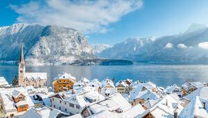 Avrupada kışın en çok yakıştığı güzel: Hallstatt