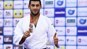 Avrupa Judo Şampiyonasında Vedat Albayrak 7. oldu