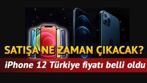 Apple iPhone 12 fiyatları ne kadar  iPhone 12 Türkiyeye ne zaman gelecek İşte, iPhone 12, iPhone 12 Pro Max fiyatı ve Türkiye satış tarihi