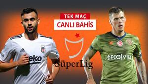 Beşiktaş 7 eksikle Başakşehir karşısında Süper Ligde günün maçında iddaanın favorisi...