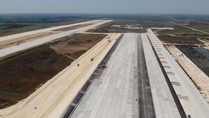 Çukurova Bölgesel Havalimanının üstyapı ihalesi yapıld