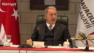 Milli Savunma Bakanı Akar: (Tezkere) Mehmetçik, en kısa sürede Azerbaycandaki görevlerinin başına gidecek