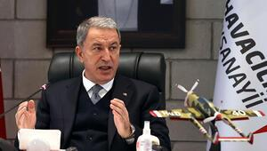 Bakan Akardan son dakika açıklaması: Mehmetçik Azerbaycandaki görevlerinin başına gidecek