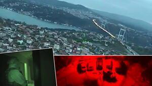 Son dakika: İstanbul'da şok operasyon El yapımı patlayıcı ve kimyasal maddeler ele geçirildi
