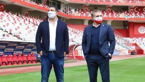 Antalyaspor Başkanı Ali Şafak Öztürkten Abdullah Avcı ve Ersun Yanal itirafı