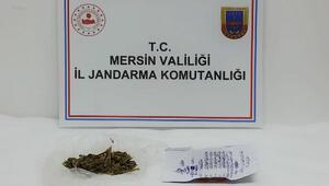 Uyuşturucu satarken yakalanan şüpheli tutuklandı