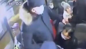 Rusya'da maske uyarısı yapan yolcu öldürüldü