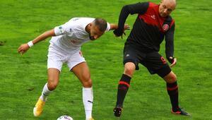 Fatih Karagümrük 1-1 Sivasspor / Maçın özeti ve goller