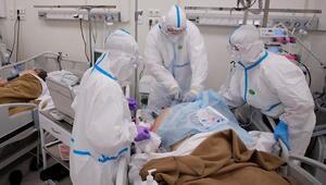 ABDde Kovid-19 aşısı beklenirken hastane kapasiteleri dolmak üzere