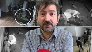 Son dakika haberler: İstanbulda koronavirüs test kiti yapan firmanın kasasını böyle çaldılar
