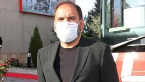 Sivasspor Başkanı Mecnun Otyakmaztan Hüseyin Göçeke tepki