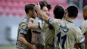 Gençlerbirliği 1-5 Fenerbahçe (Maçın özeti)